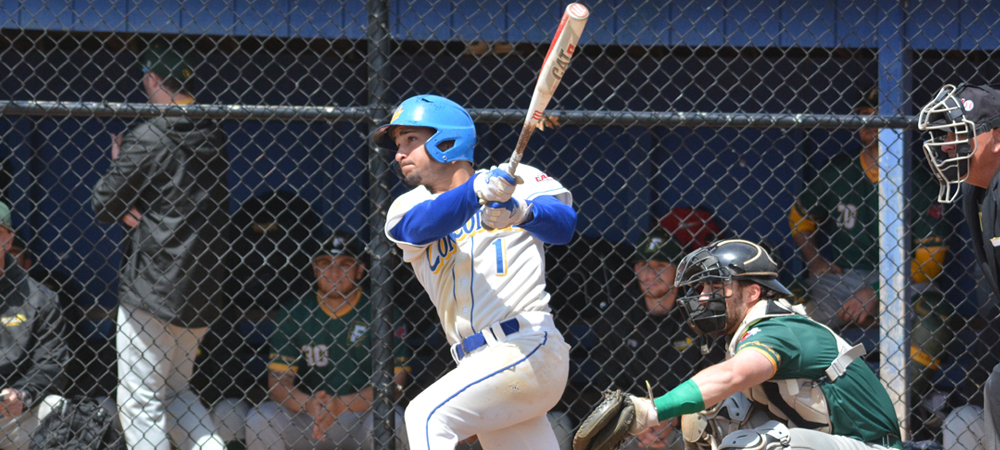 Late Rally Lifts Regionally-Ranked Felician Past Baseball In Doubleheader Setback