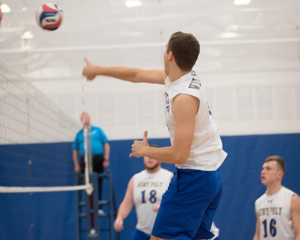 MVB: Wildcats Host 2017 SUNY Poly Men's Volleyball Invitational.