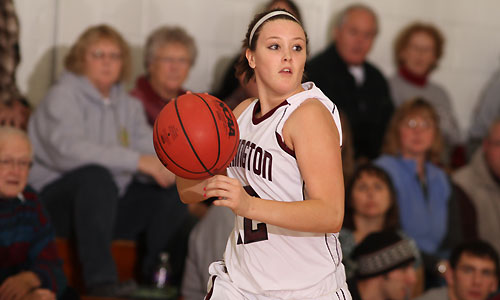 UMF women's hoops survives second half scare vs. MMA