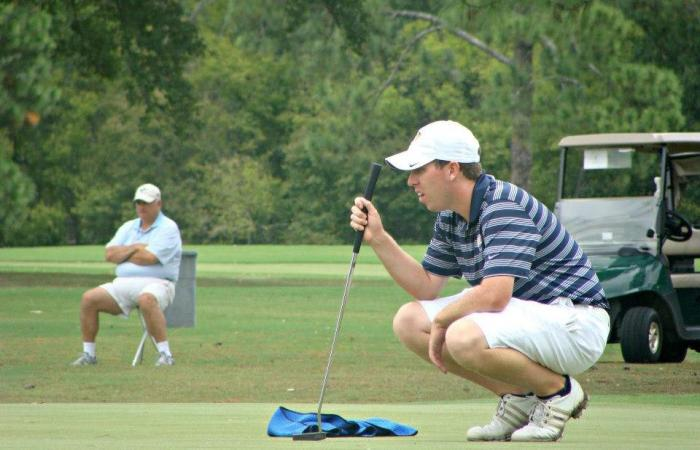Griffin Leads GSW Golf to Third Place Finish at Bearcat Golf Classic
