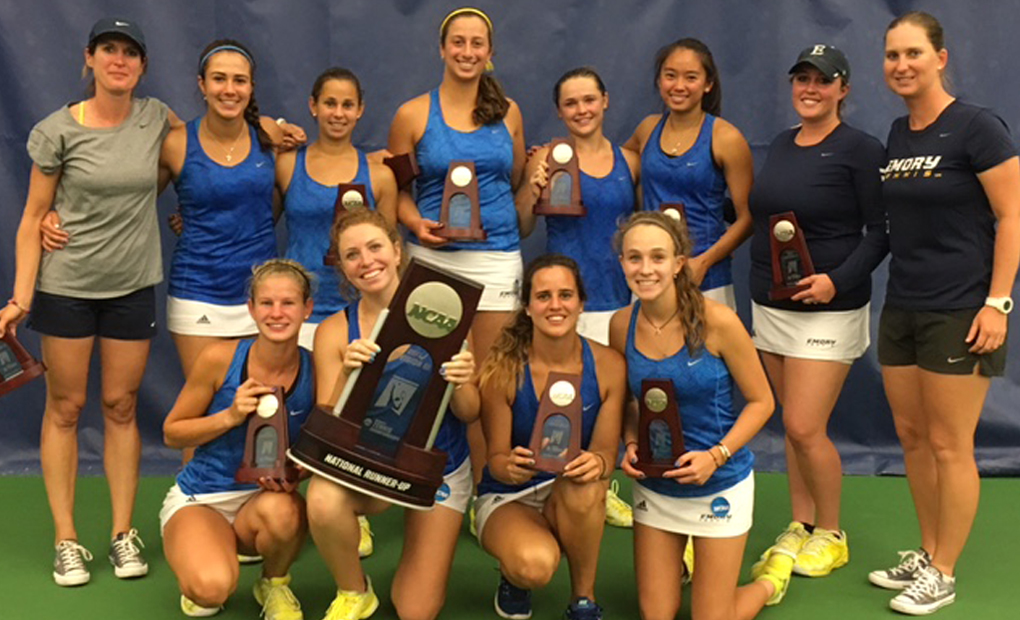 Williams Edges Emory, 5-4, in Thrilling NCAA Division III Championship Match