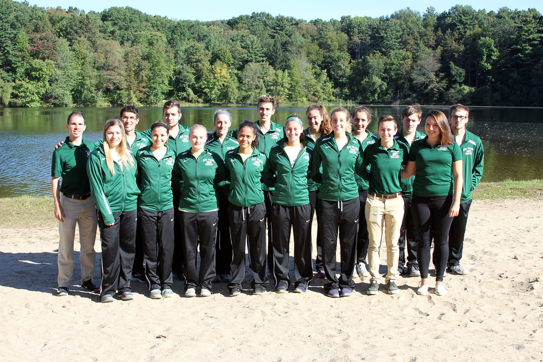 Elms Cross Country Among Division III's Elite In Academic Performance