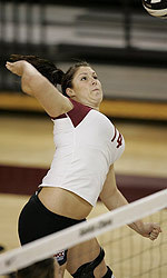 No. 6 Santa Clara Volleyball Sweeps to Fifth Straight 3-0 Win