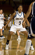 Chisa Ononiwu Named Big West Player of the Week