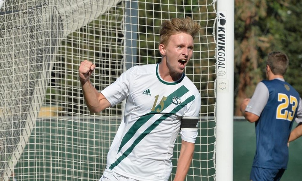 TALE OF TWO HALVES AS SACRAMENTO STATE COMES AWAY WITH 3-3 DRAW