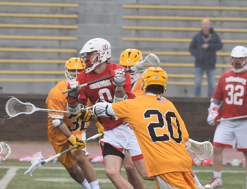 Wittenberg Lacrosse Opens 2019 Season With Road Win At Centre