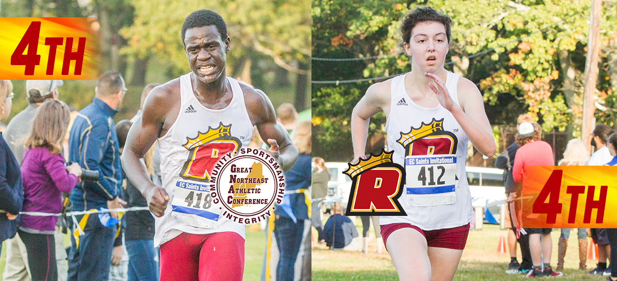 Men's & Women's Cross Country Both Fourth in GNAC Pre-Championship Poll