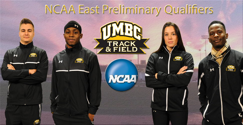 A Quartet of Retrievers Earn Spots in the NCAA East Preliminaries