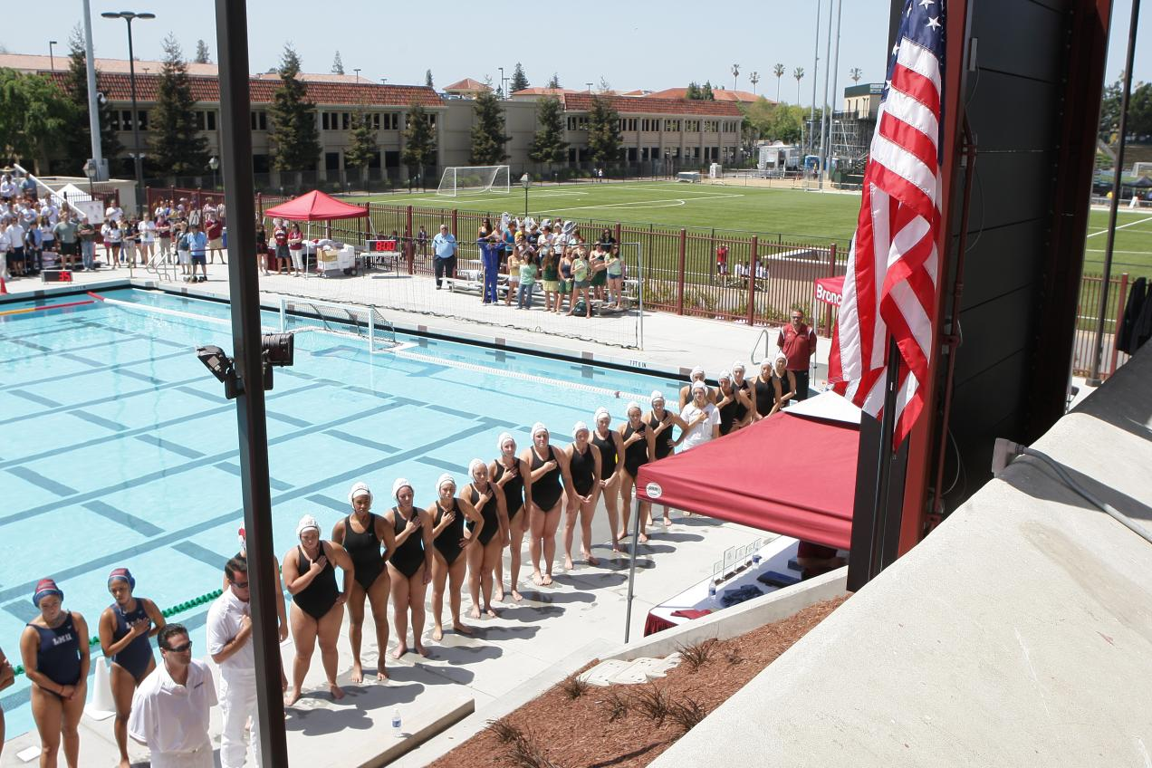 SCU Water Polo Looks to Remain Among Conference Leaders