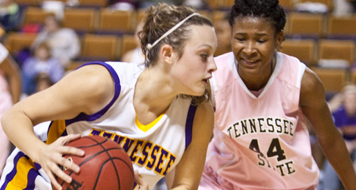 Golden Eagles clinch share of OVC crown with win over Tennessee State