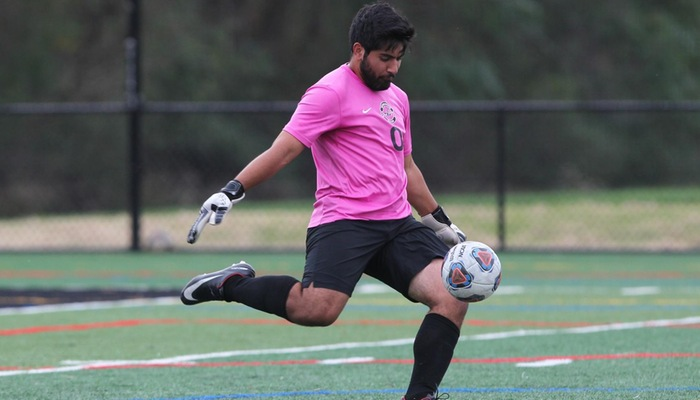 Men's Soccer falls to Baldwin Wallace