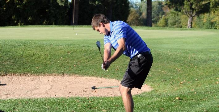 Men's Golf finishes tied for fourth at Benedictine Invitational