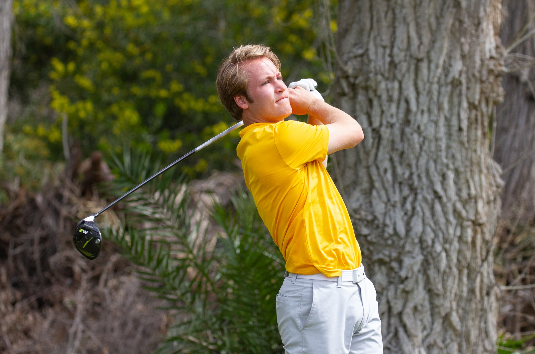 Drew Christofferson competes at the UCSD SoCal Intercollegiate.