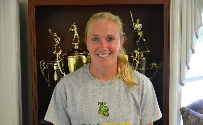 Jessica Shufelt, a standout soccer player at the professional, collegiate and high school levels, has been hired as an assistant coach for the Keuka College women's soccer team.