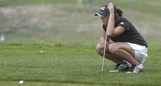 Golden Eagle women's golf team finishes 11th at EKU Spring Classic