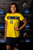 Hernandez receives Association of Division III Independents women's soccer Player of the Week award