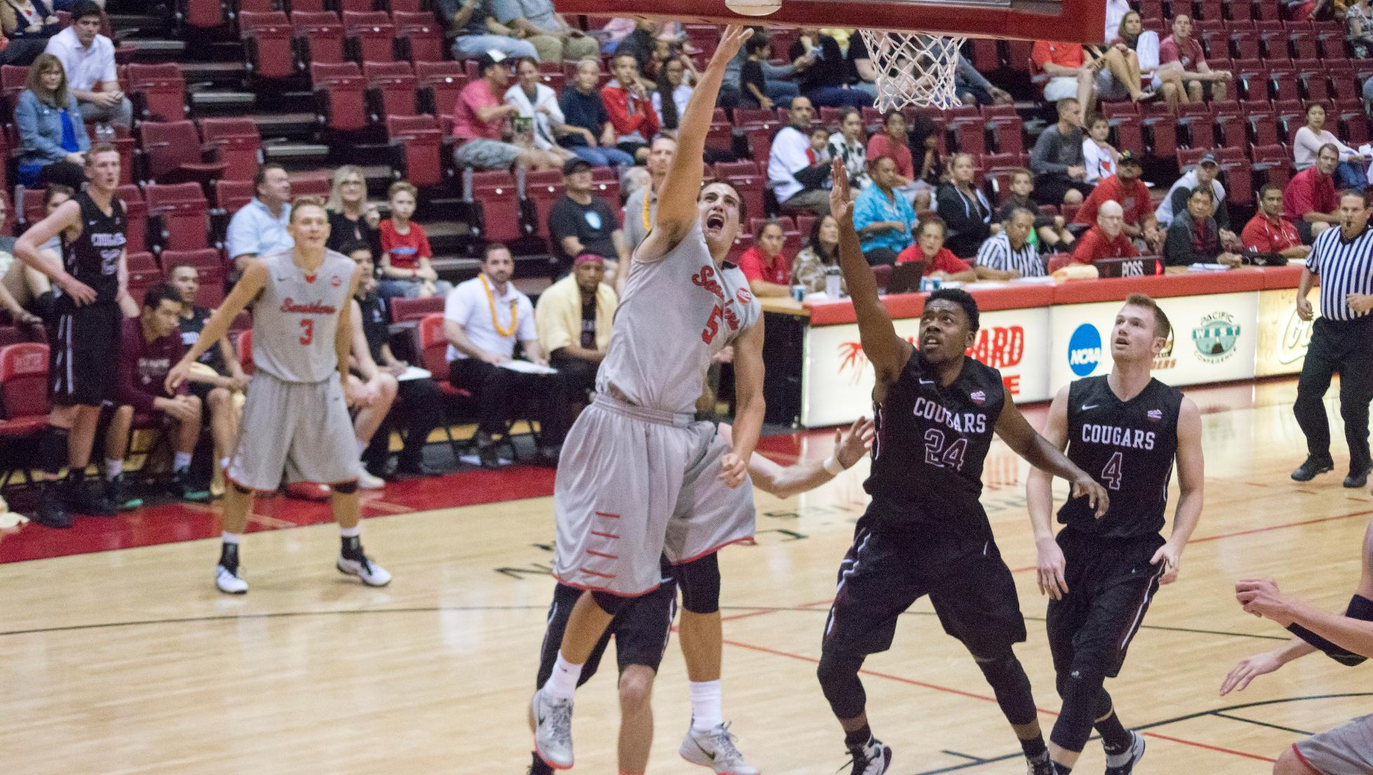 Wagner earns 500th win over Azusa Pacific