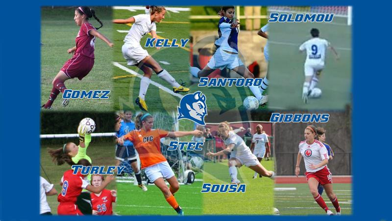 Women's Soccer Adds Eight for 2013