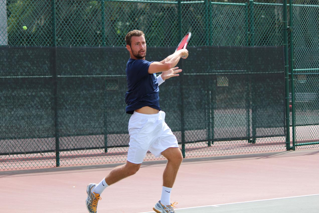 Andreas and Wadstein Race to Finish Off Patriots, No. 4-Seed Bobcats Win 5-2