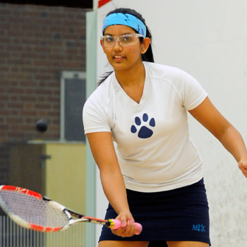 Squash Set To Host 2011 Pioneer Valley Invitational