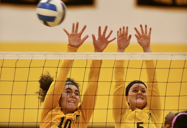 Monroe volleyball wins two more regional matches