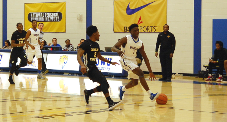 Men's Basketball Downs Carolina Christian in JWU Cup Opener