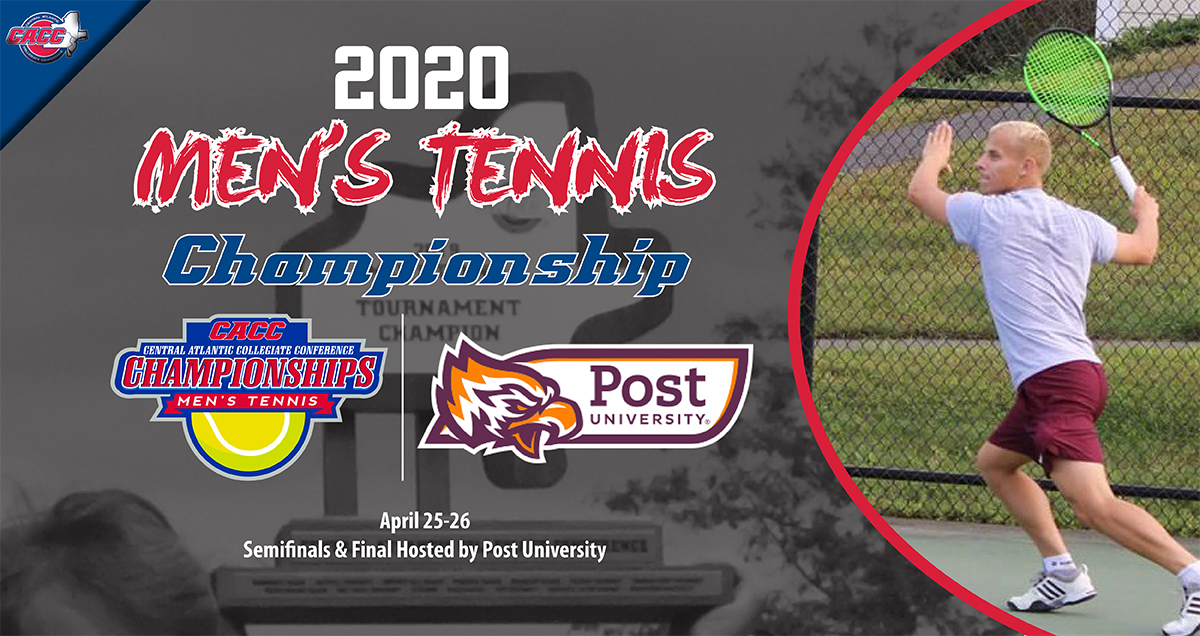 CACC Men's Tennis Championship Heads Back to Post for 2020 Tournament