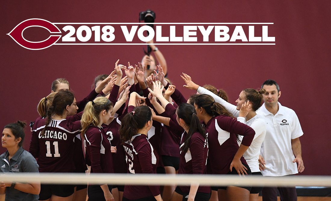 2018 UChicago Volleyball Season Preview