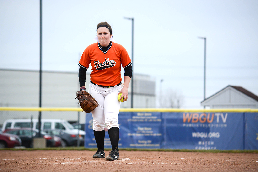 Oilers Sweep in Double Header Play
