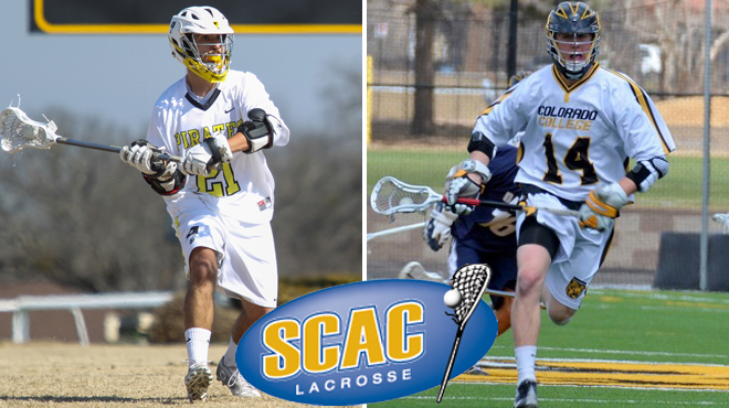 Southwestern's Fox, Colorado College's Thomas Named SCAC Players of the Week