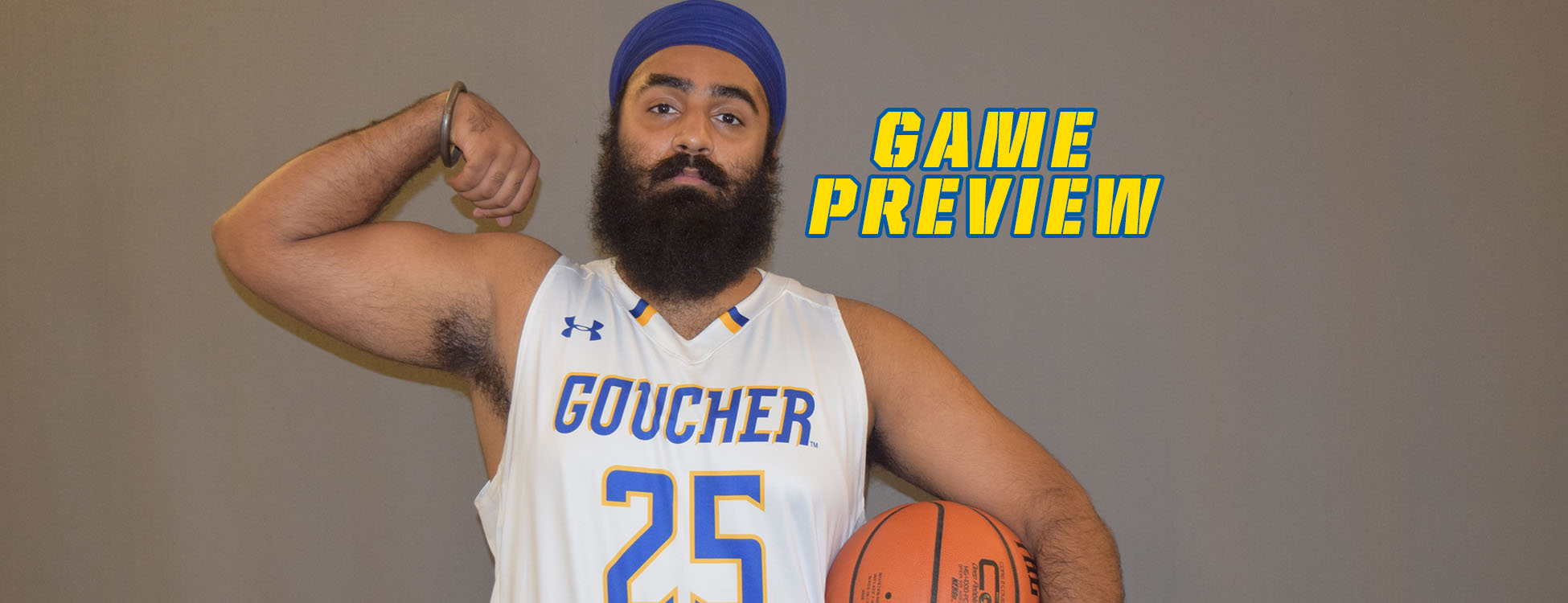 Goucher Men's Basketball Concludes Road Trip At Christendom On Tuesday