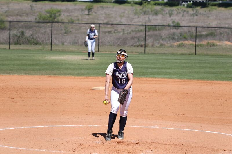 Softball Finishes PFX Spring Games With Pair of Wins
