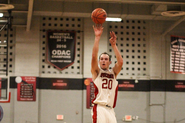 Records Fall As Men's Basketball Defeats Stevenson, 101-80