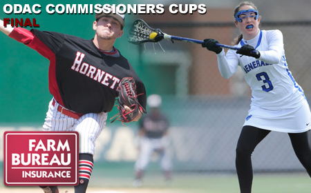 W&L, LC Share Commissioner's Cups