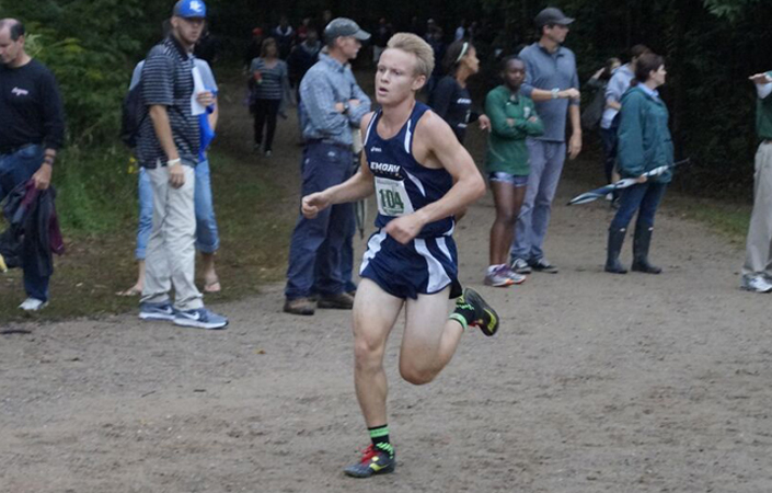 Emory Men's Cross Country Fifth At Furman Classic