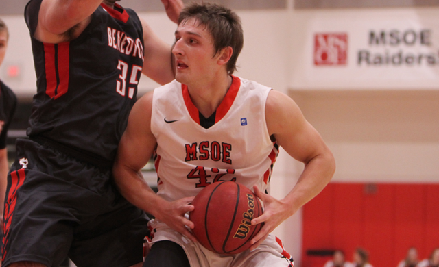 Men's Basketball Edged in Overtime at Marian
