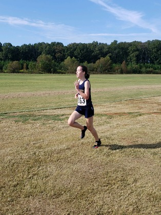 Oxford Emory Cross Country compete at Jacksonville State Invitational