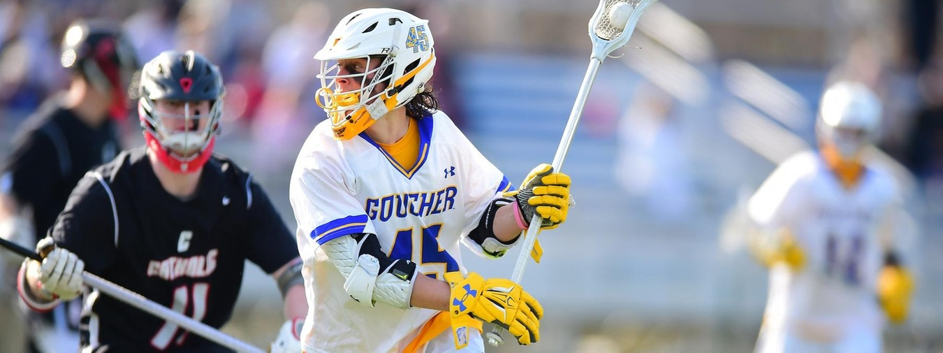 Goucher Men's Lacrosse Upended At Scranton