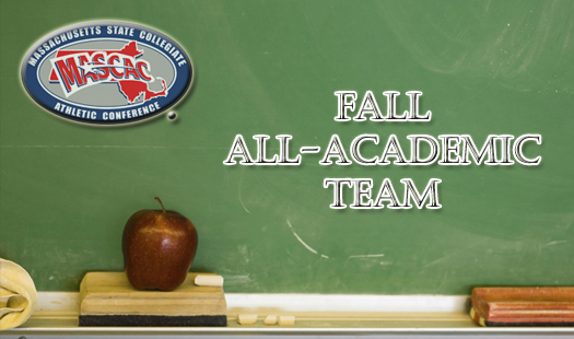 690 Student-Athletes Named To Fall 2016 MASCAC All-Academic Team