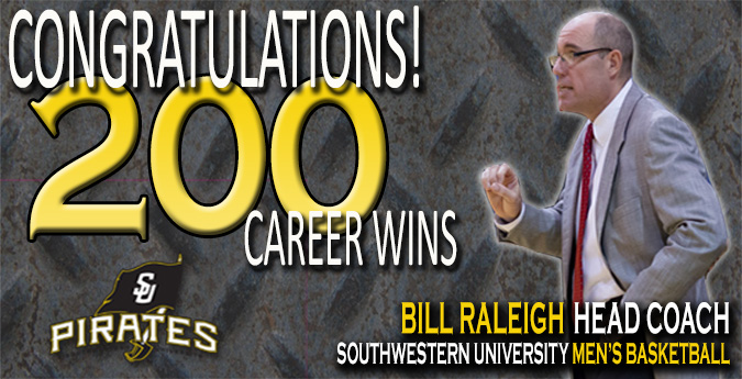 Raleigh Earns 200th Career Win over Howard Payne