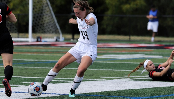 Second Half Goal Lifts Wilmington Over Women's Soccer