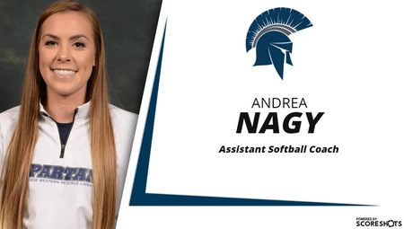 Andrea Nagy Promoted to Full-Time Assistant Coach at CWRU