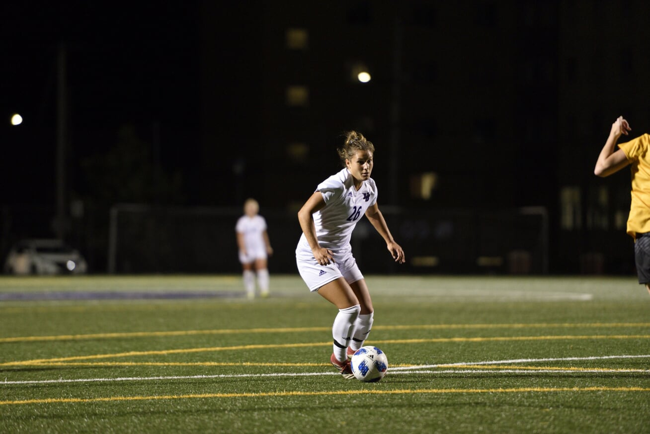 Women's Soccer Runs Winning Streak To Seven With 3-1 Senior Day Victory Over Queens (N.Y.) College