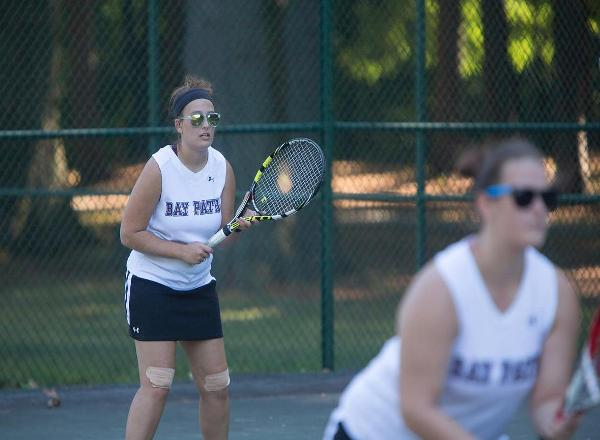 Wildcats knock off Nighthawks in NECC Tennis 9-0