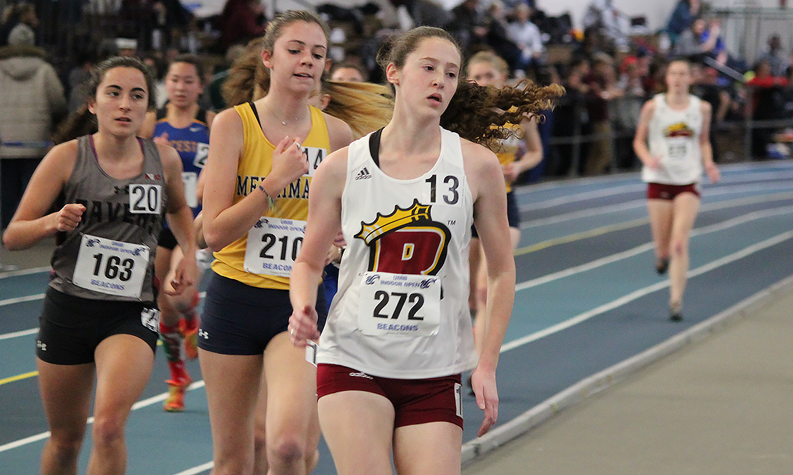 More Records Fall as the Pride Compete at Tufts