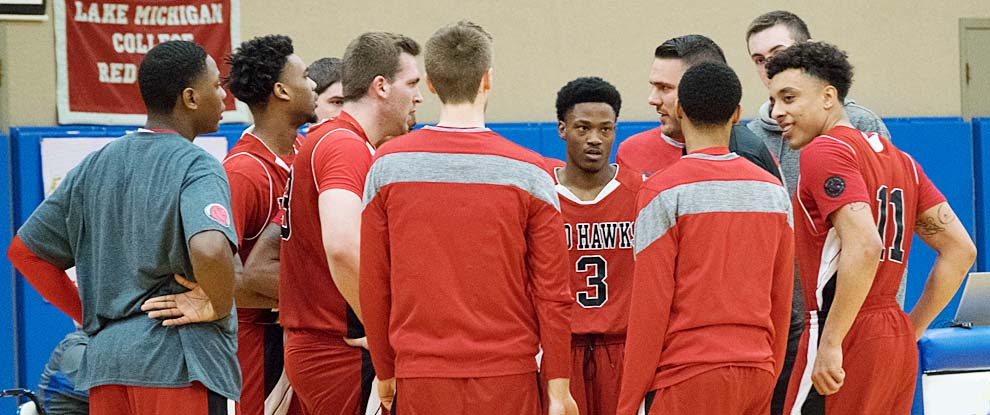 Photo for Red Hawks End Season In First Round Of The Regional Tournament