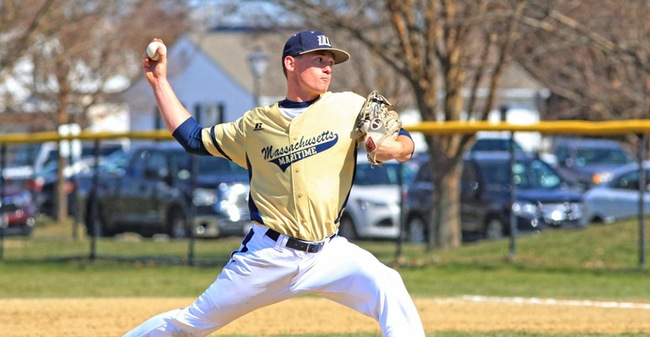 O'Hare's Opening Game Walk Off Double Lifts Baseball To Split Of MASCAC Doubleheader Decision With Salem State