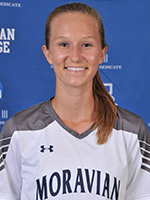 Defensive Player of the Year - Lauren Bertucci, Moravian