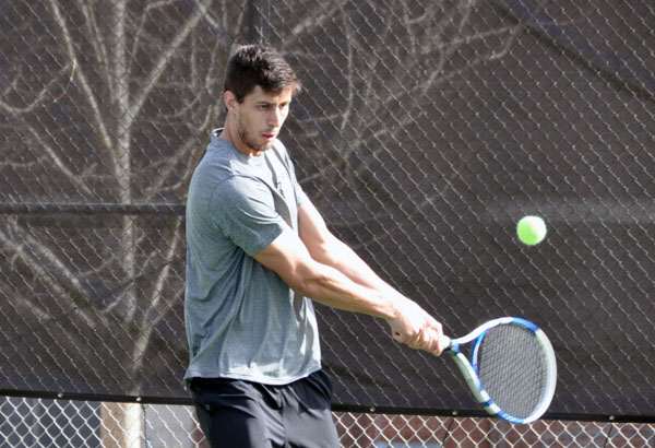 Men's Tennis: Panthers top Oxford at Emory to open 2014 season