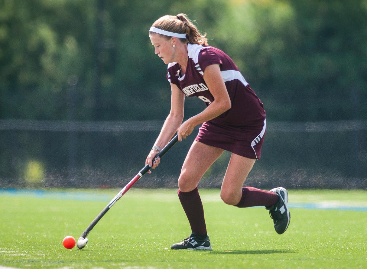 Field Hockey Edges Keene State, 1-0, Behind Late Goal From Quist